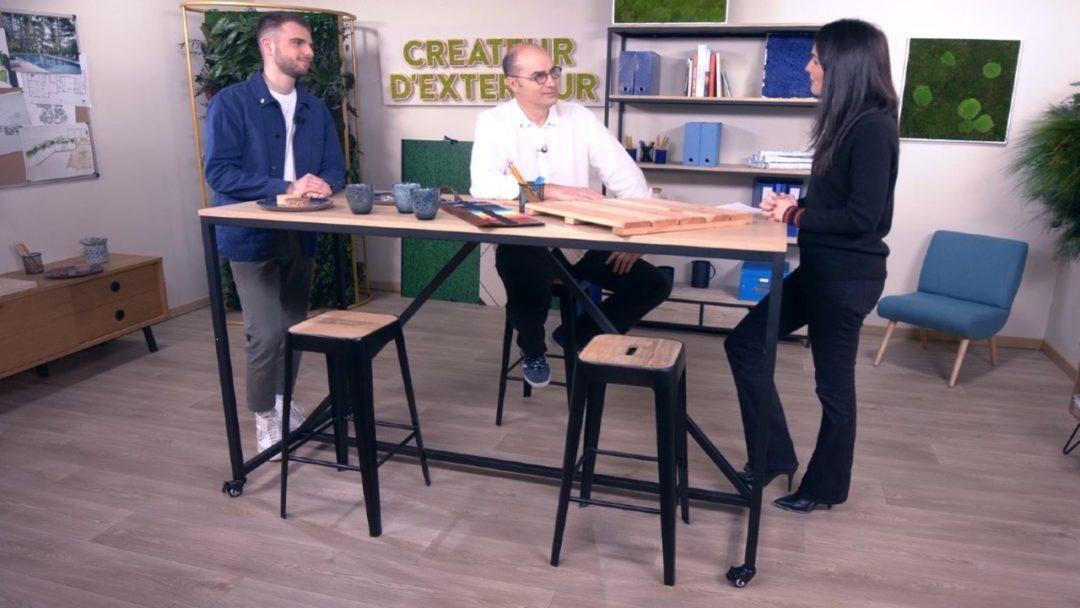 Vidéo Créateur d'Extérieur : Comment aménager son espace extérieur ?