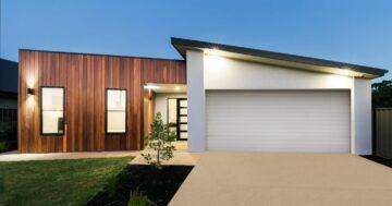 Un projet de belle maison avec bardage bois en façade