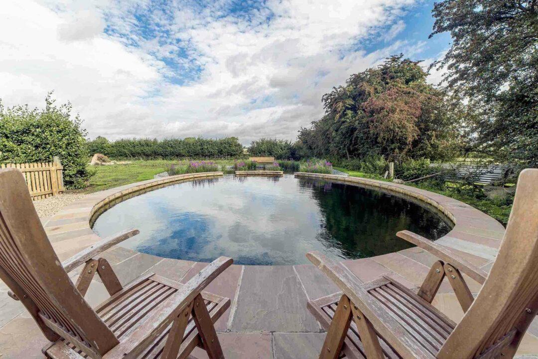 Transformer un étang, une mare ou un bassin en piscine naturelle et écologique